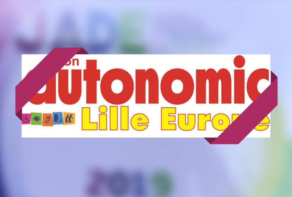 Salon Autonomic Lille 2019